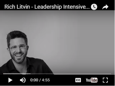 Leadership Intensive Video Image