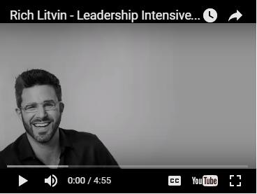 Leadership Intensive Video Image